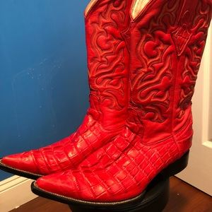 Other - !! Red Boots Man !!